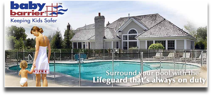 1 Baby Barrier Pool Fence of Central Florida - Premier Pool Safety Fence