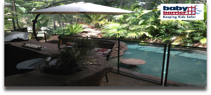 3 Baby Barrier Pool Fence of Central Florida - Premier Pool Safety Fence