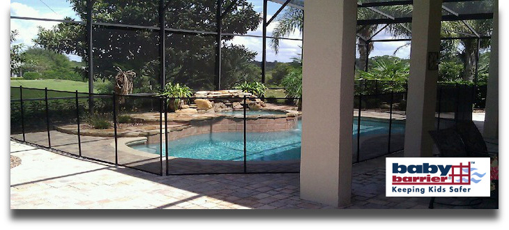 6 Baby Barrier Pool Fence of Central Florida - Premier Pool Safety Fence