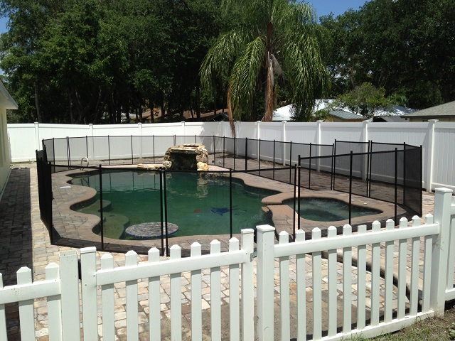 Baby Barrier Of Central Florida Premier Pool Safety Fence