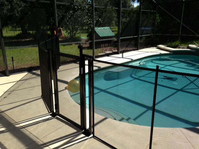 Pool Safety Fence Orlando Baby Barrier Of Central Florida