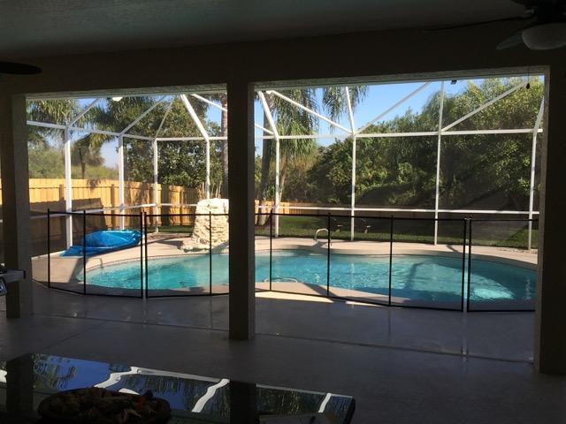 Merritt Island Pool Fence Baby Barrier Of Central Florida