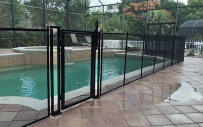 Avalon Park Pool Fence Company Baby Barrier Of Central