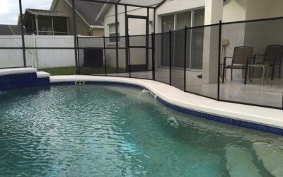 Pool Fences In Winter Park Baby Barrier Of Central Florida