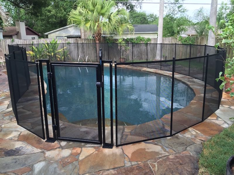 Oviedo Swimming Pool Fence Baby Barrier Of Central Florida