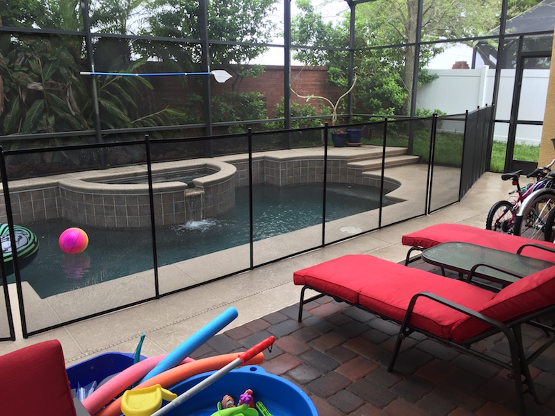 Deland Pool Safety Baby Barrier Of Central Florida