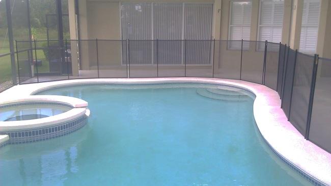 1 Orlando Pool Safety Fence