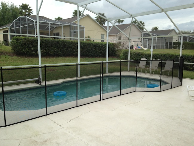 34 Clermont FL Pool Safety Fence