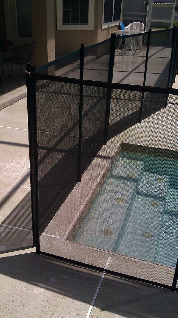 Orlando Family Pool Fence Baby Barrier 174 Of Central Florida
