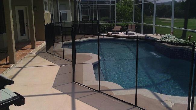 Celebration Pool Fence