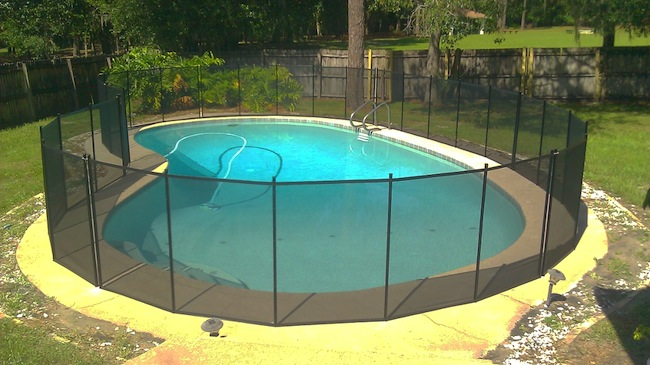 Ocoee Pool Safety Fence