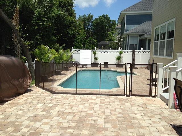 Pool Safety Fence Celebration, FL