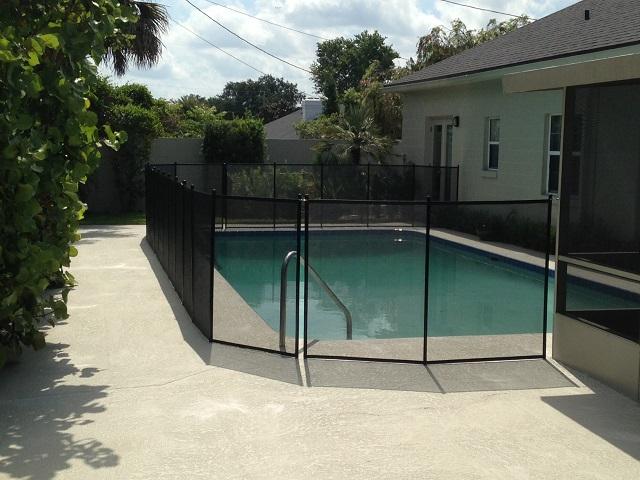Pool Safety Fence Maitland FL