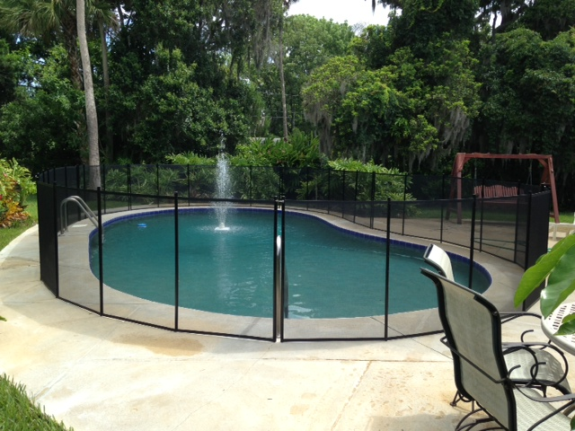 Baby Barrier Pool Fence Of Central Florida Premier Pool Safety Fence