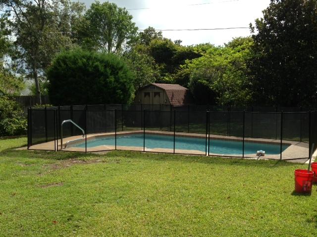 Pool Safety Fence Deltona FL