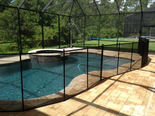 Pool Safety Fence Oviedo FL