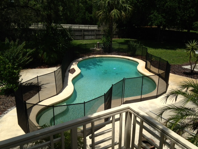 Pool Safety Fence Winter Springs