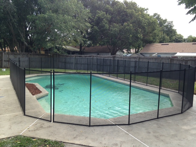 Pool Safety Fence Winter Springs FL