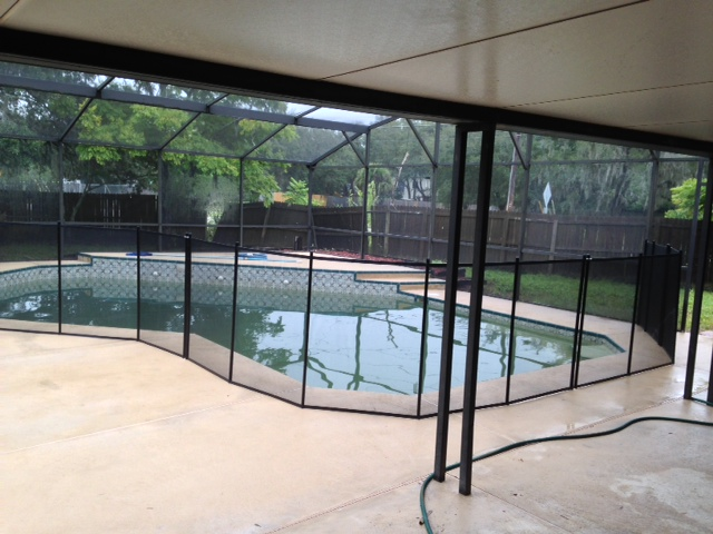 Pool Safety Fence Oviedo, FL