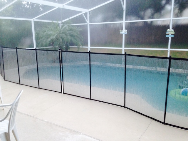 Pool Safety During the Rain