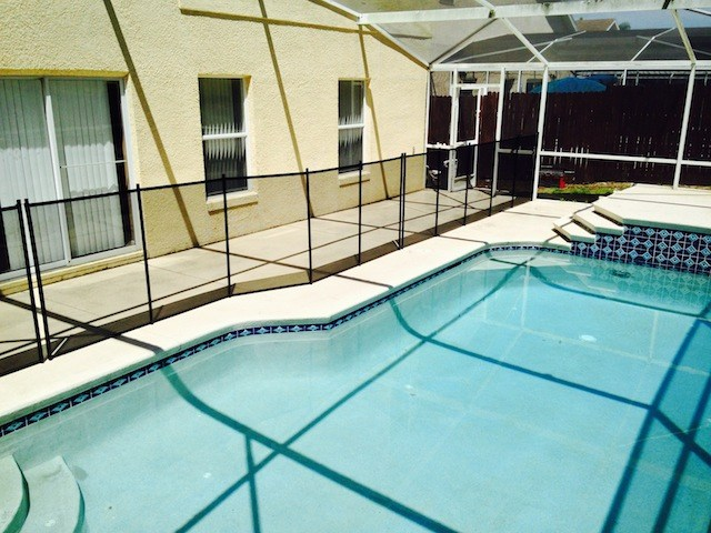 Family Pool Safety Fence Baby Barrier 174 Of Central Florida