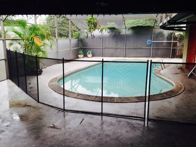 Pool Fence For Safer Weekends