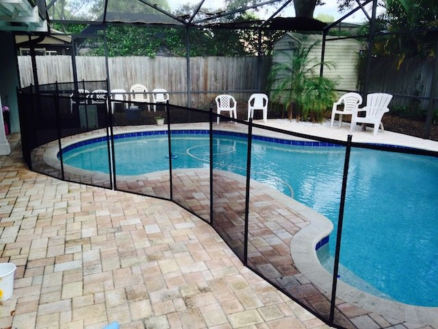 Guard Your Family S Pool Baby Barrier 174 Of Central Florida