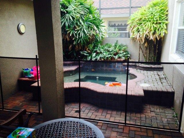 Spas Need Pool Fence Too