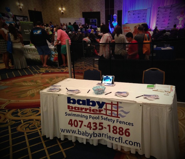 The Prego Expo Baby Barrier 174 Of Central Florida