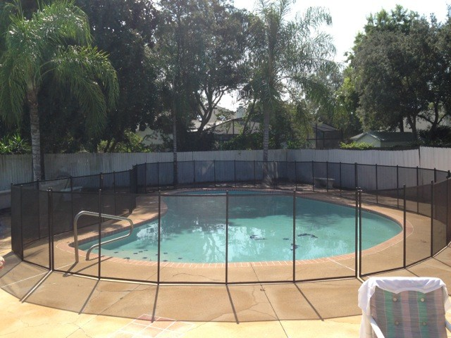 Pool Fence Company Baby Barrier 174 Of Central Florida