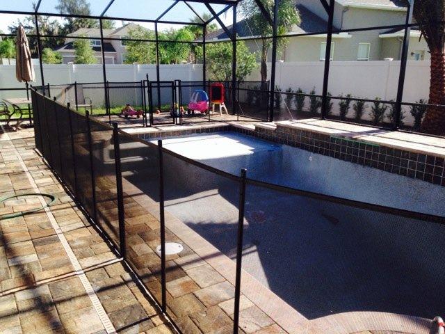 Pool Fence Saves Lives