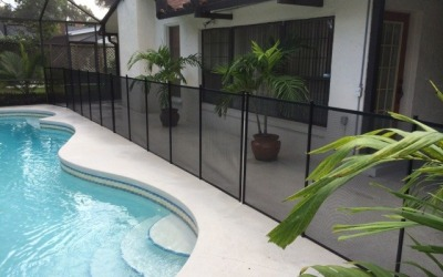 Gallery Baby Barrier Pool Fence Of Central Florida