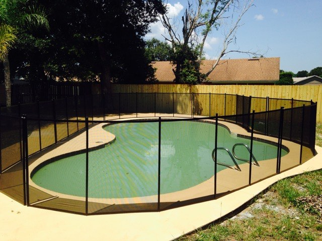 Orlando Fl Family Pool Fence Baby Barrier 174 Of Central