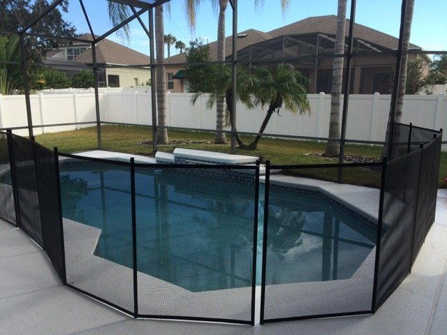 Winter Garden Pool Fence Baby Barrier 174 Of Central Florida