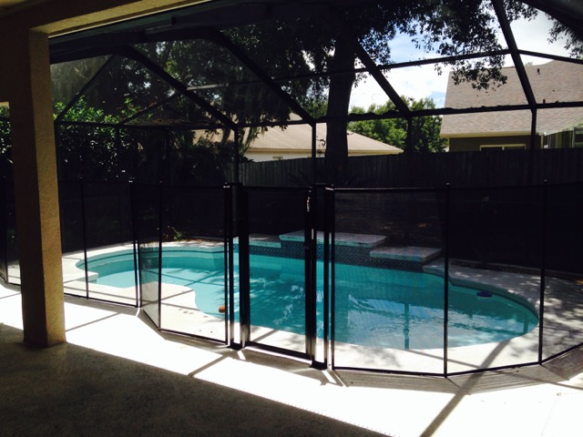 Dr. Phillips Pool Fence