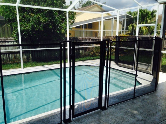 Pool Fence Gates