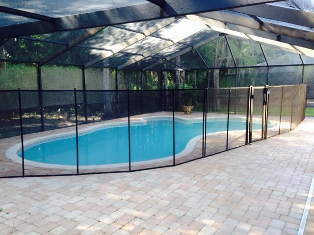 Pool Fence Longwood