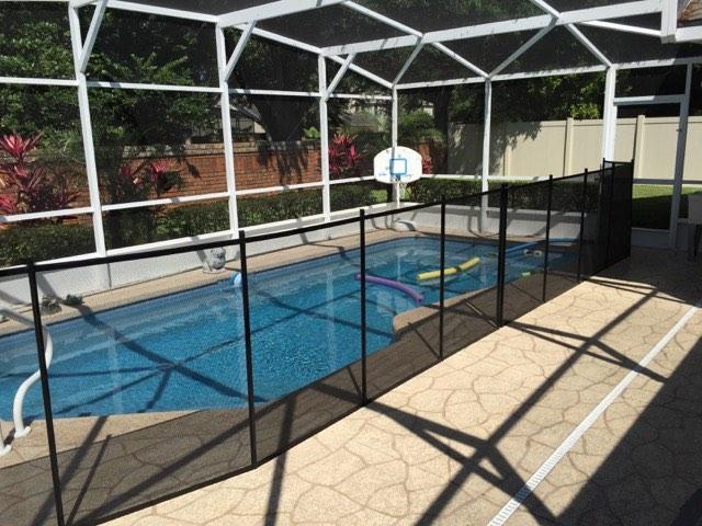 Pool Fence In Ocoee