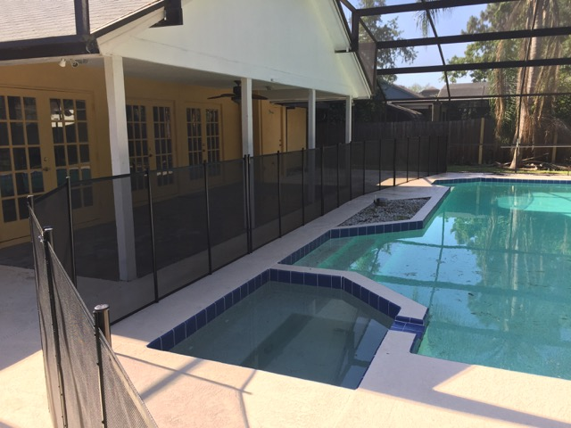 Pool Fences In Winter Springs
