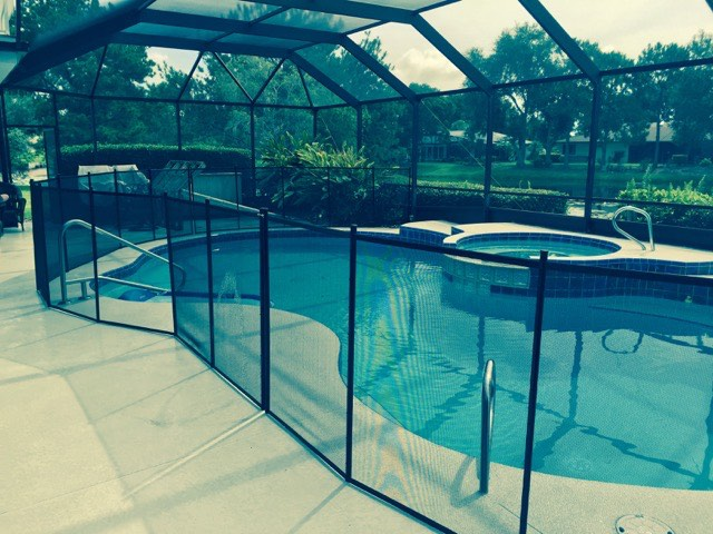Pool Fence Company In Longwood
