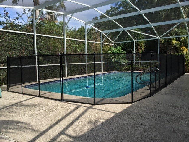 Pool Fences Winter Park Baby Barrier 174 Of Central Florida