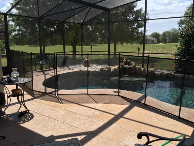 Apopka, FL Pool Fences