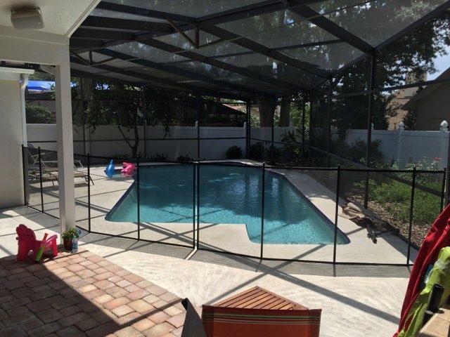 Pool Fences In Longwood