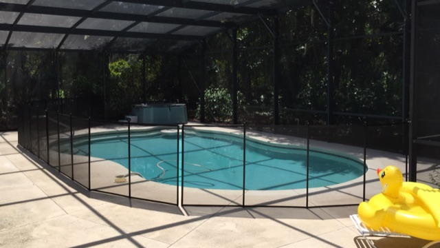 Tavares Florida Pool Fences Baby Barrier 174 Of Central Florida