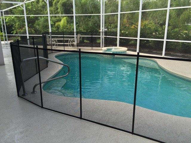 Orlando Florida Pool Fence