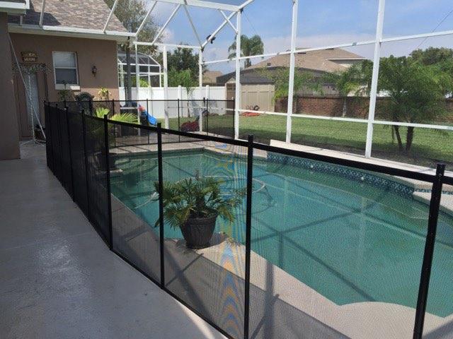 Ocoee Florida Pool Fence