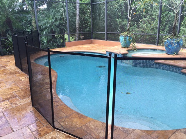 Lake Nona Pool Fences