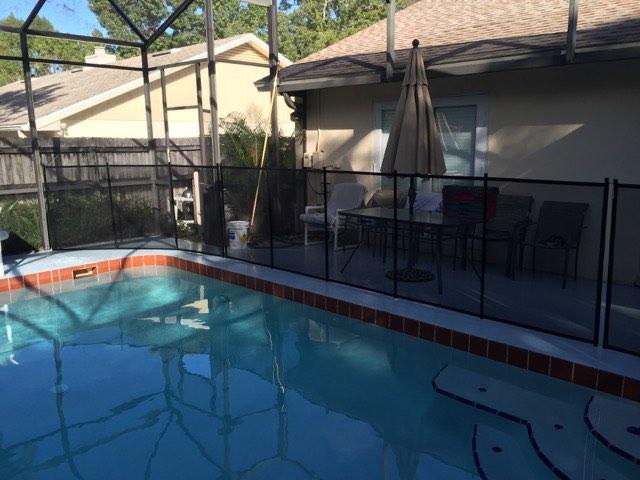 Pool Fences Longwood