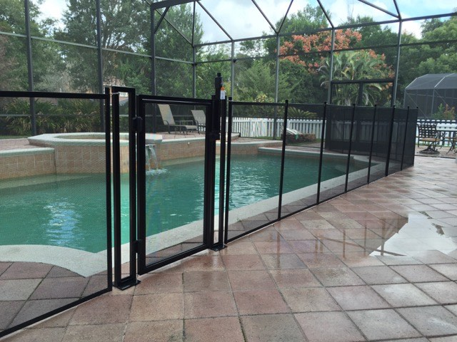 Bay Hill Pool Fences Baby Barrier 174 Of Central Florida
