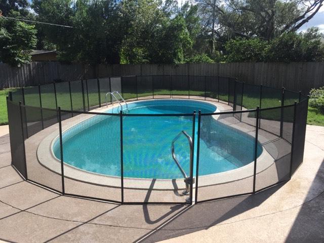College Park Pool Fences